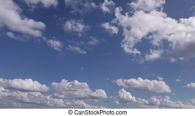 Clouds  Sky View Time Lapse