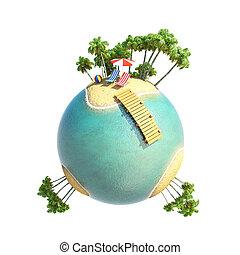Planet 3D Tropics 02