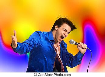 karaoke, signer