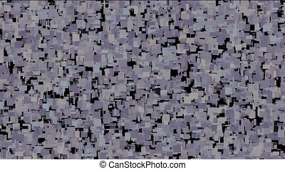 abstract square noise background,break debris pattern.