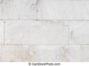 Ivory marble tile texture background with cracks
