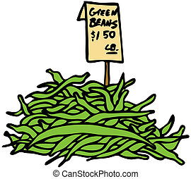 Green Beans - An image of green beans.