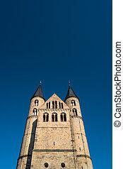 """Monastery """"Kloster Unser Lieben Frauen"""" in Magdeburg,..."""