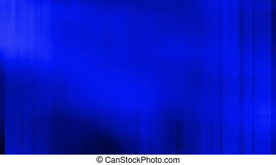 Deep dark bright blue looping animated CG background