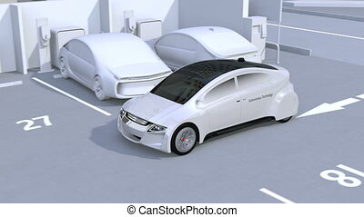 Autonomous car parking by intelligent parking assist system....