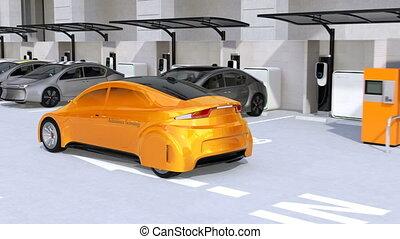 Autonomous car parking by intelligent parking assist system....
