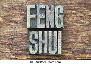 feng shui wood - feng shui phrase made from wooden...