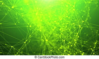 """""""Abstract technology futuristic network"""" - """"Abstract..."""