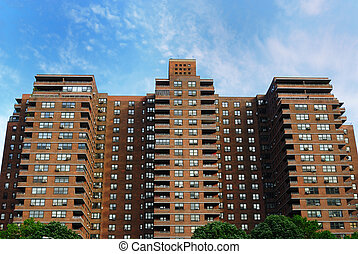 Public Housing in New York City.