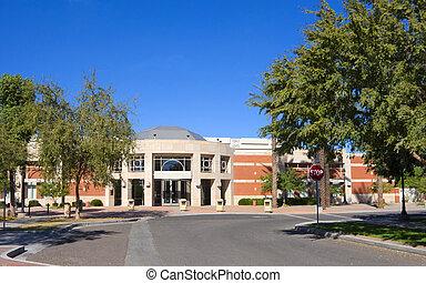 Civic Center, Glendale, AZ - Glendale Civic Center in...