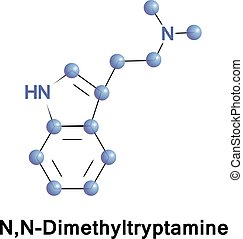 N,N-Dimethyltryptamine is a psychedelic compound of the...