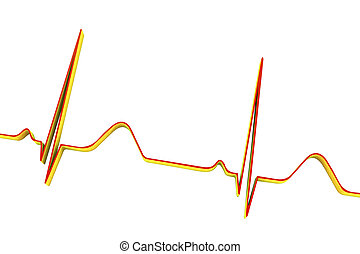 Electrocardiogram, ECG background