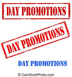 Day Promotions-stamps
