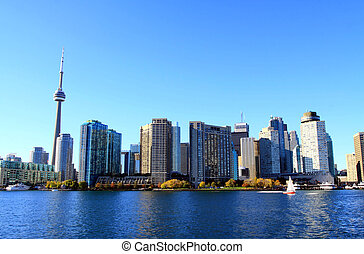 Office Buildings at Toronto City
