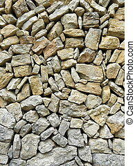 Stone chippings background