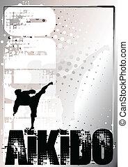 aikido, fond