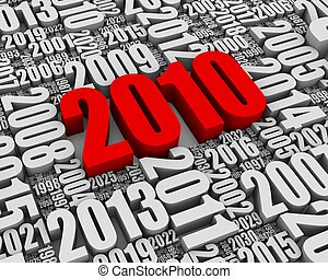 Year 2010 AD