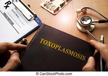 toxoplasmosis, libro, título