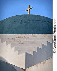 Blue Dome