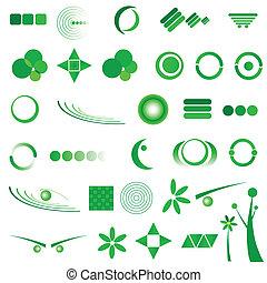 green design sign illustration