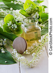 Perfume oil Lily of the valley