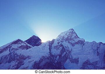 Himalayan - Himalayas  mountains
