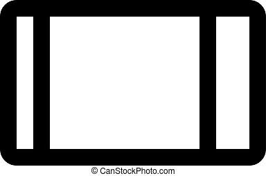 smartphone landscape mode