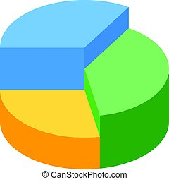 pie chart variations