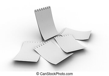 note pad papers