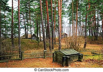 Ethnographic open air village Riga - Ethnographic open air...