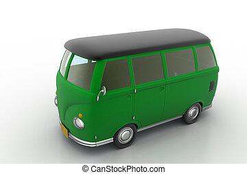 3d Van