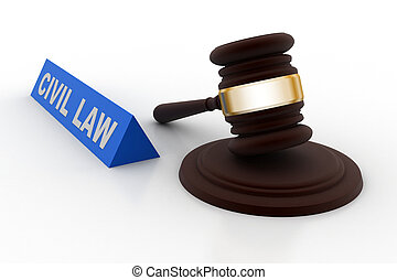 civil law concept