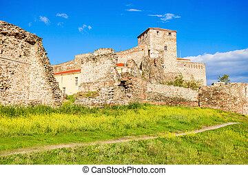 Eptapyrgio Fortress in Thessaloniki - Eptapyrgio Fortress or...