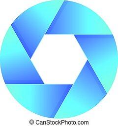 Shatter  logo design