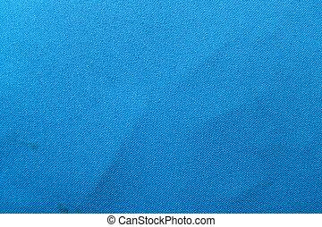 Blue Cloth Detail