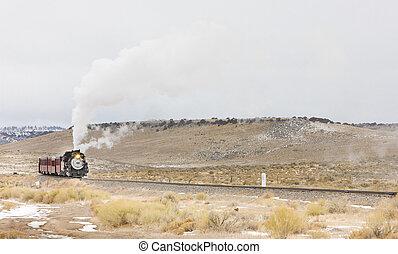 Narrow Gauge Railroad, Colorado - Cumbres and Toltec Narrow...