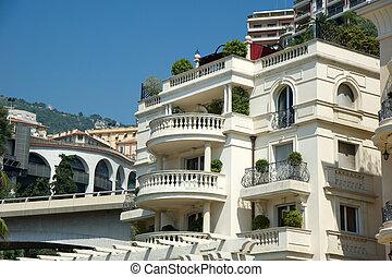 Monte Carlo architecture