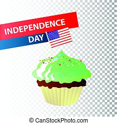 Independence Day United States. Fourth of July.