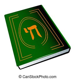 Isolated jewish tanaj - Isolated traditional jewish tanakh...