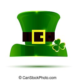 Green St. Patrick's Day Hat.