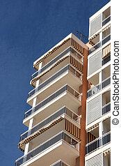 Generic apartment building