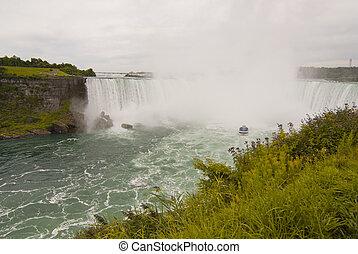 Niagara Falls, Ontario - Niagara Falls in Ontario, Canada