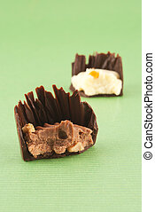 praline  - candy chocolate praline