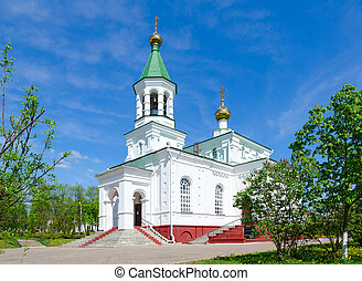 Church of Intercession of Holy Virgin (Holy Protection...