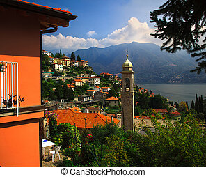 Lake Como Commune, Italy - Lake Como is a lake is a very...