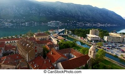Church The Orthodox Church of St. Nicholas of Kotor,...
