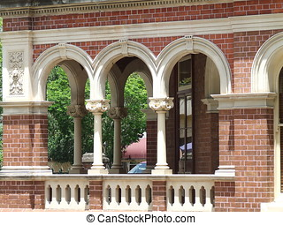 Cool verandah - George Street Verandah Brisbane City