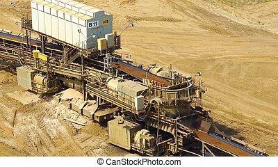 garzweiler open cast mining, germany - garzweiler open cast...