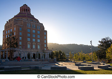 Asheville Civic Center - City Hall and Civic Center in...