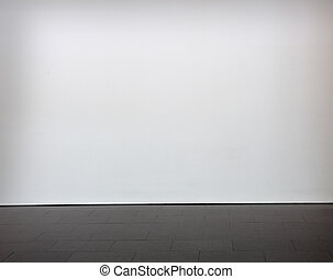 blank wall - white clean blank wall photo